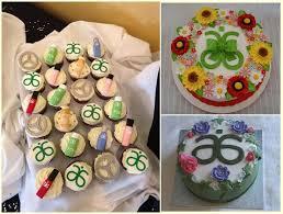 Arbonne Party Cake Food Ideas