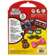 Michaels Art Desk Instructions by Shop For The Perler Mini Beads Small Fused Bead Kit Hipster At