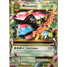 Carte Pokémon 2108 Méga Florizarre Ex 230 Pv Xy Evolutions Tout