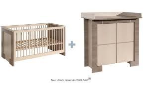 chambres bébé pas cher mobilier chambre bébé pas cher de qualité collection bébé crème