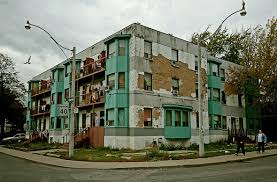 Decor Rundown City Apartments And Dont Move