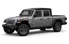 100 4 Door Jeep Truck AllNew 2020 Gladiator Its Finally Here Canada