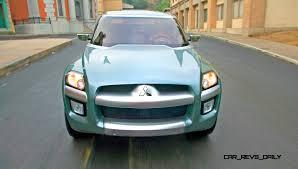 Concept Flashback - 2004 Mitsubishi Sport Truck