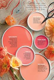 Coral Color Interior Design by Best 25 Coral Color Ideas On Pinterest Coral Color Schemes