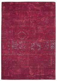 casa padrino wohnzimmer teppich himbeerfarben 280 x 360 cm luxus qualität