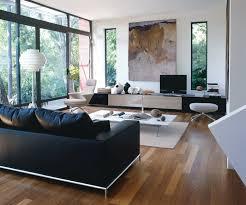 déco canapé noir déco canape noir design moderne interieur salon deco une