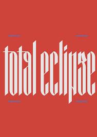 Studio io designs futuristic Blackletter typeface Optimum