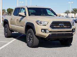 100 Truck Accessories Orlando New 2019 Toyota Tacoma TRD Off Road Double Cab In 9750047
