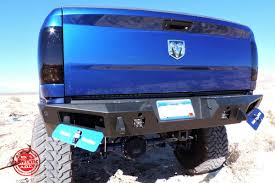 2010 - Up Ram 2500/3500 HoneyBadger Rear Bumper: ADD Offroad - The ...