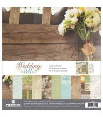 Paper House Crafting Kit Wedding Day