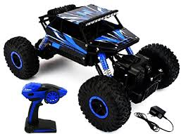 100 Real Monster Truck For Sale Webby Remote Controlled Rock Crawler Blue Buy Webby