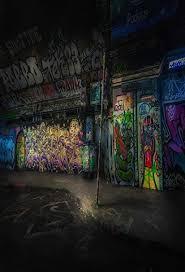 AOFOTO 5x7ft Graffiti Street Art Photography Background Grunge Colorful Texture Backdrop Retro Party Decor Punk Music