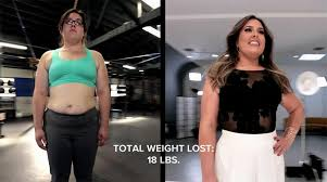 Revenge Body Before And After