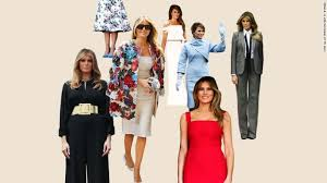 Coat Dress For Her Audience With The Pope And That 51500 Floral Jacket An Outing In Sicily Again By Dolce Gabbana Trumps Choices Made News