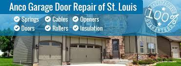 Garage Door Repair Sales Service Anco Overhead Door