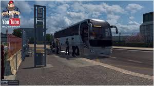 German Truck Simulator Mods Schön Ets2 V1 31] Bus Simulator Goes To ...
