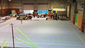 wag level 4 floor routine gymnastics aged 8 australia youtube