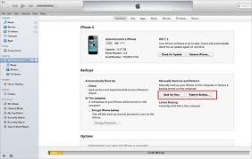 How to Restore iPhone from iTunes and iCloud Backup drne