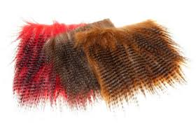 The Fly Co Grizzly Craft Fur