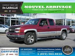 2007 Chevrolet Silverado For Sale In Lasalle, QC (1905667213) - The ...