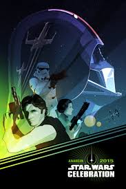 Star Wars Celebration Poster The Official Key Art For Aprils Mega Event Appears Effortless Keyart Tall