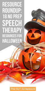 Cliffords Halloween by Best 25 Halloween Speech Therapy Activities Ideas On Pinterest