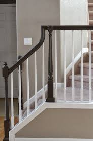 27 Best Painting Woodwork Images On Pinterest | Painting Woodwork ... Chic On A Shoestring Decorating How To Stain Stair Railings And Best 25 Refinish Staircase Ideas Pinterest Stairs Wrought Iron Stair Railing Iron Stpaint An Oak Banister The Shortcut Methodno Howtos Diy Rail Refishing Youtube Photo Gallery Cabinets Boise My Refinished Staircase A Nesters Nest Painted Railings By Chameleon Pating Slc Ut Railing Concept Ideas 16834 Of Barrier Basic Gate About