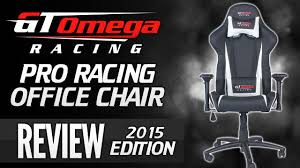 GT Omega Racing PRO Gaming Office Chair Review - 2015 Edition! Costco Gaming Chair X Rocker Pro Bluetooth Cheap Find Deals On Line Off Duty Gamers Maxnomic Dominator Gamingoffice Gaming Chair Star Trek Edition Classic Office Review Best Chairs Ever Maxnomic By Needforseat Brazen Shadow Pc Chairs Amazoncom Pro Breathable Ergonomic Rog Master Akracing Masters Series Luxury Xl Blue Esport L33tgamingcom Vertagear Pline Pl6000 Racing