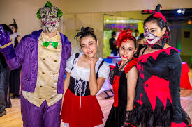 Book Characters For Halloween by Book Tickets For Halloween Dance Party 2016 In Dubai
