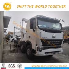 China 20FT 40FT Side Loader Self Loader Truck Semi Trailer For ...