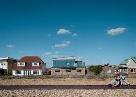 100 English Architects Shoreham Beach House By ABIR Has Beachpebble Walls