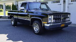 1987 Chevrolet Silverado For Sale #2014973 - Hemmings Motor News Big O Street Rods 1987 Chevrolet C10 Silverado 4x4 Sale Pending Chevy 4x4 Classic 1500 4in Suspension Lift Kit For 7791 Chevy Gmc 4wd Pickup 87 For Sale Old Photos Truck Ebay Motors San Jose Ca S10 Show Sale At Gateway Cars Sierra Matt Garrett Hard To Find A Chevy Short Bed Truck Like This V10 Lifted Youtube Ck Classics On Autotrader File8187 Ckjpg Wikimedia Commons