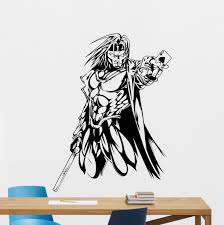 Superhero Comic Wall Decor by Amazon Com Gambit Wall Vinyl Decal X Men Marvel Comics Gambit