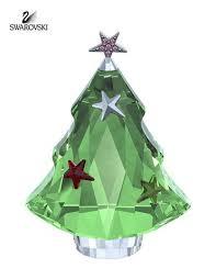 Swarovski Crystal Christmas Figurine CHRISTMAS TREE 5003401