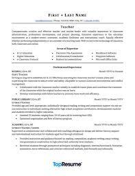 K Teacher Page Bbeb Great Teachers Resume Examples