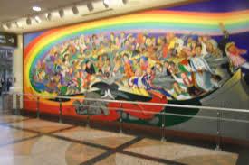 Denver Colorado Airport Murals by The Children Of The World Dream Of Peace Denver International