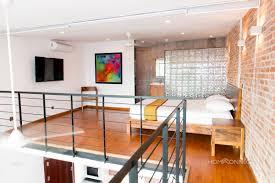 100 New York Style Bedroom 2 2 Bathroom Loft Apartment Near Wat Phnom