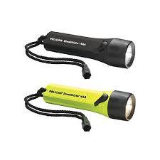 pelican 2400 xenon stealthlite flashlight 4 aa batteries 45