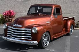 1951 Chevrolet 3100 Pick-Up | Ideal Classic Cars LLC