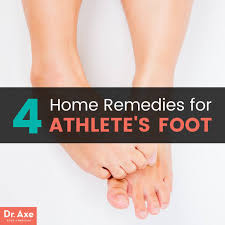 Athlete s Foot mon Signs Natural Treatments Dr Axe