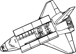 Space Shuttle clip art Free Vector 4Vector