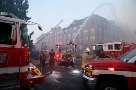 100 Fire Trucks Unlimited Departments In Washington DC Uses Rundown Trucks