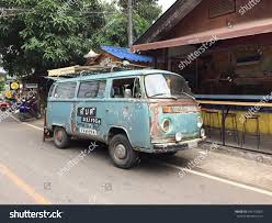 100 Coffee Truck For Sale PAI THAILAND 24 MAY 2017 Old Stock Photo Edit Now 646718305