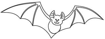 Bat Clipart Black And White Free Clip Art FreeClipart