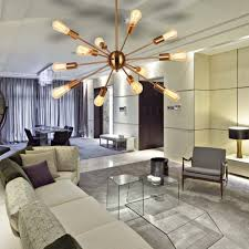 lighting charming sputnik light fixture for your interior