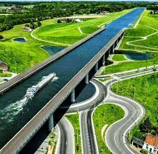 100 Magdeburg Water Bridge InfrastructurePorn
