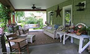 Porch Decorating Ideas Spring Pinterest Decor Narrow Front