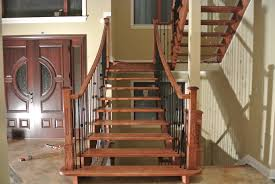Decorating: Charming Iron Balusters For Upgrading Your Home ... Height Outdoor Stair Railing Interior Luxury Design Feature Curve Wooden Tread Staircase Ideas Read This Before Designing A Spiral Cool And Best Stairs Modern Collection For Your Inspiration Glass Railing Nuraniorg Minimalist House Simple Home Dma Homes 87 Best Staircases Images On Pinterest Ladders Farm House Designs 129 Designstairmaster Contemporary Handrail Classic Look Plans