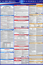 Lamps Plus Redlands Ca Jobs by Amazon Com State Labor Poster 2018 California Labor Law Poster