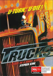 100 Trucks Stephen King DVD Buy Online At The Nile